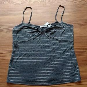 Silk-cashmere camisole/tank NWT